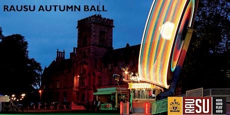 Autumn Ball tickets