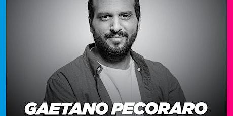 """GAETANO PECORARO a Cosenza (24-09-2021 ore 18:00) per """"Music for Change"""" biglietti"""