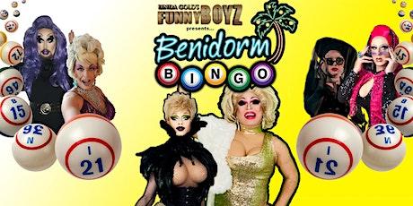 Funnyboyz- London- Presents Benidorm Bingo & Drag Race Extravaganza tickets