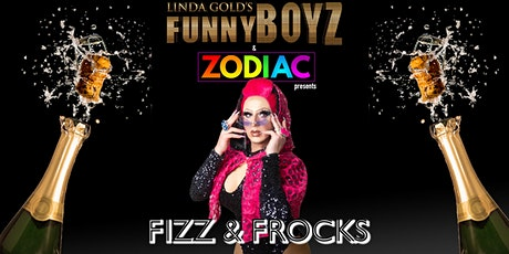 FunnyBoyz presents FIZZ & FROCKS tickets