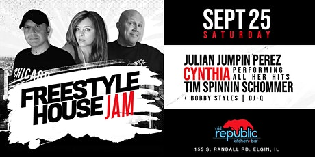 FREESTYLE HOUSE JAM 2021 tickets