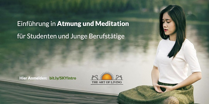 Einführung in Atmung und Meditation für Studenten und junge Berufstätige: Bild