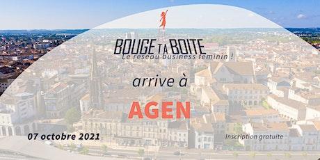 Lancement de Bouge ta Boite à Agen tickets