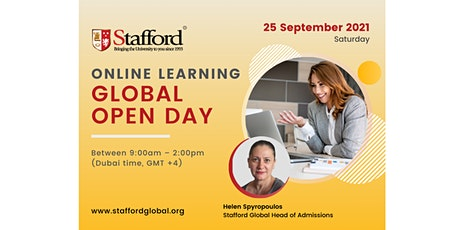 Online Learning Global Open Day for Saudi Arabia tickets