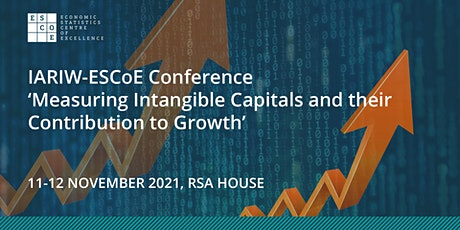 IARIW-ESCoE Conference on Intangible Capitals tickets