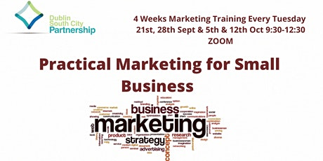 Practical Marketing for Small Businesses tickets