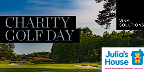 Vinyl Solutions Charity Golf  Day  - INDIVIDUAL tickets