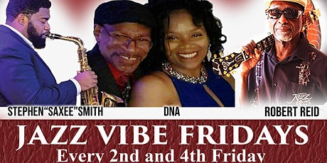 Welcome Back JAZZ VIBE FRIDAY Friday 10/8- 8pm @ BEC  PLEX $10 adv $15 door tickets