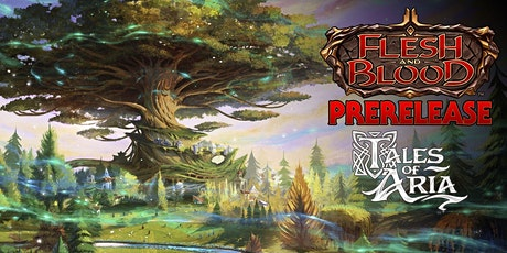 Tales of Aria Prerelease tickets