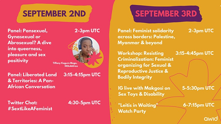 Crear | Résister | Transform: a festival for feminist movements! image