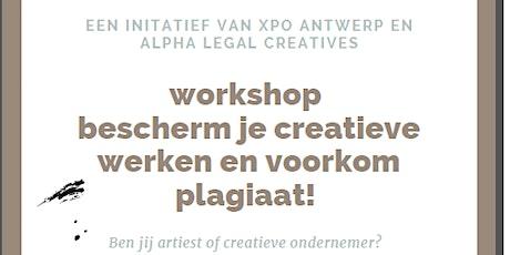 2de editie - Bescherm je creatieve werken en voorkom plagiaat! tickets
