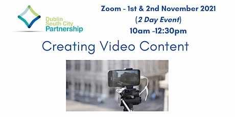 Creating Video Content tickets