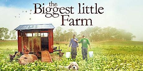 Outdoor Movie Night- The Biggest Little Farm tickets