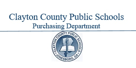 HOW TO DO BUSINESS WITH CLAYTON COUNTY PUBLIC SCHOOLS VIRTUAL SEMINAR tickets