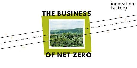 The Business of Net Zero tickets