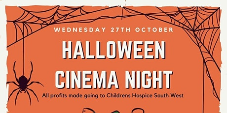 'Cinema' Night in aid of Children's Hospice South West tickets