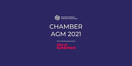 Chamber AGM 2021 tickets