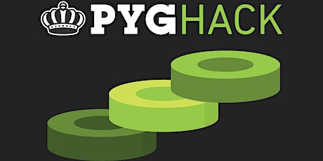 PYGHACK 2021 tickets