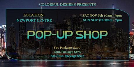 Newport Centre Pop-Up Shop tickets