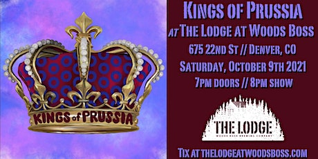 Kings of Prussia tickets