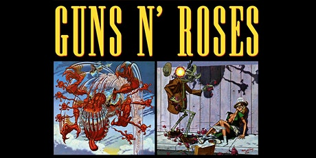 UK Guns & Roses Experience tickets