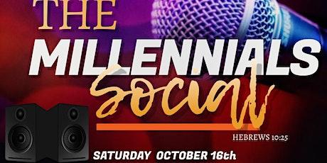 The Millennials Social tickets