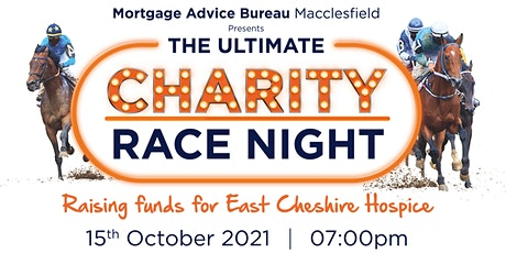 Mortgage Advice Bureau Macclesfield presents a Charity Race Night tickets