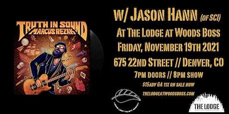 Marcus Rezak & Jason Hann (of The String Cheese Incident) tickets