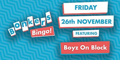 Bonkers Bingo: Mecca Hull Clough Rd Boyz On Block tickets