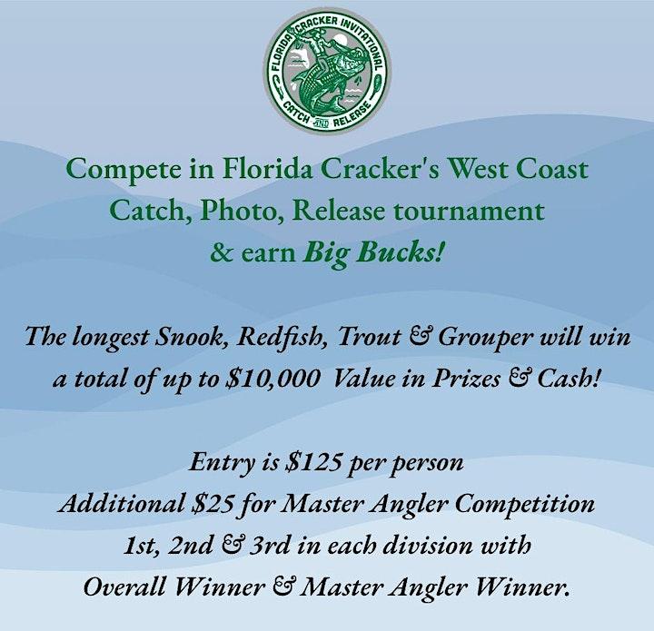 Dixie Vodka 2nd Annual FL Cracker Invitational Catch & Release Tournament image