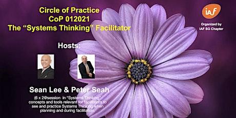 "The ""Systems Thinking"" Facilitator tickets"