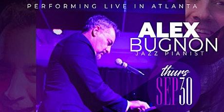 Alex Bugnon  Live at Suite tickets
