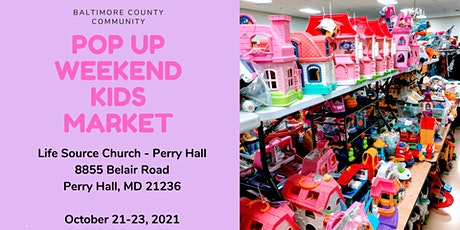 Pop-Up Kids Consignment Sale - Fall 2021 Baltimore County tickets