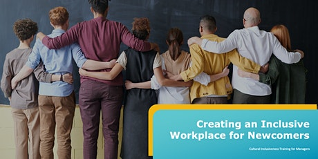 Cultural Inclusion Workshop for Leaders tickets