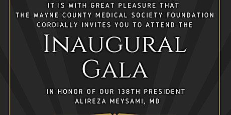 WCMSSM Inaugural Gala tickets