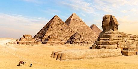 Pyramids Of Giza, Egypt tickets