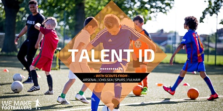 WMF Ealing Talent ID  Event tickets