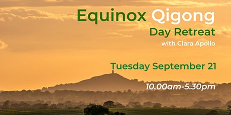 Equinox Full Moon Qigong - Day Retreat tickets