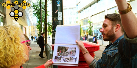 Manchester Afternoon Walking Tour By SiManchester tickets