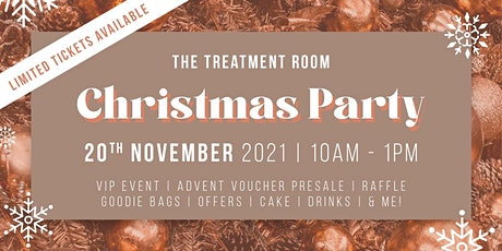 The Treatment Room VIP  Christmas  Party tickets