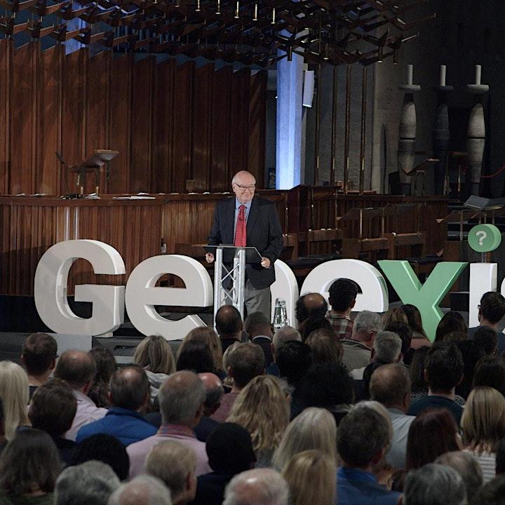 Genexis 2021: London 27/09/21 image