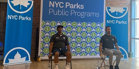 NYC Parks Virtual Adaptive Fitness Series: Sit Fitness tickets