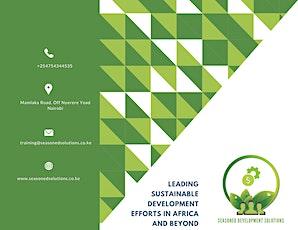Humanitarian Trainings at Seasoned Development Solutions tickets