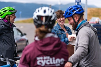 Lunchtime Led Ride!  Social, fun, inclusive, low level  cycle in Dunoon. tickets