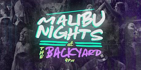MALIBU NIGHTS: HipHop • Dancehall • Latin tickets