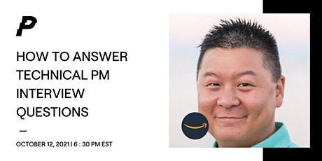How to Answer Technical PM Interview Questions w/ Amazon PM tickets
