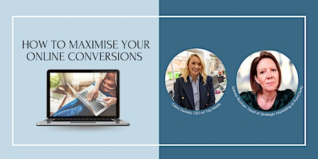 How to Maximise Your Online Conversions: Best Practices for 2021 tickets