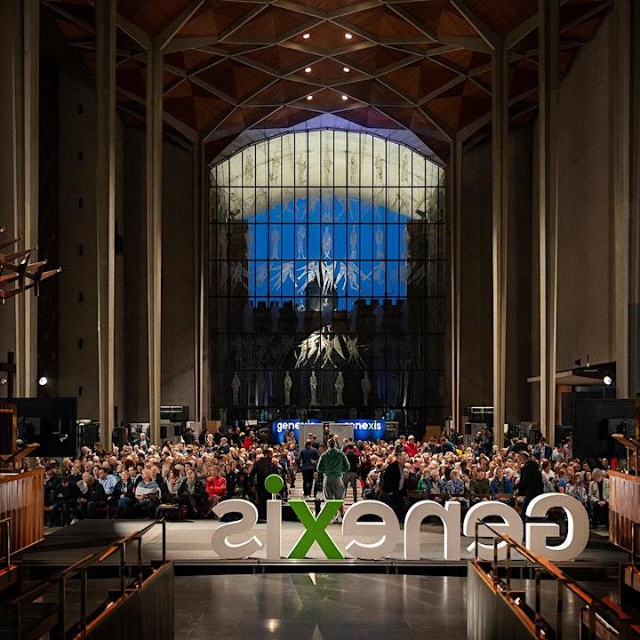 Genexis 2021: London 29/09/21 image