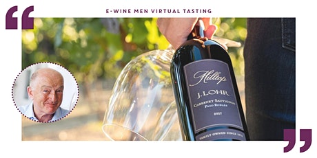 The Lure of California's Central Coast with Oz Clarke and J Lohr Winery tickets
