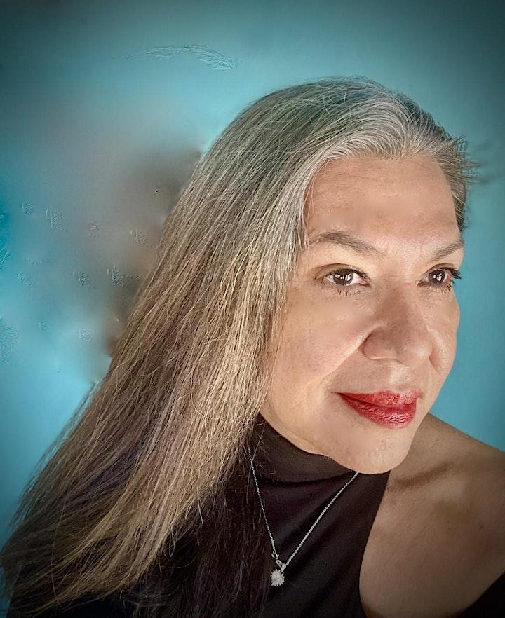 Latina 50 Plus Wellness Program: Ana Castillo Writing Workshop image
